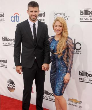 Star Couple Shakira and Gerard Piqué Ring in Their Birthdays—Four Days After Baby!