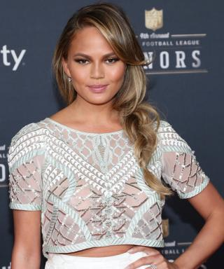 How You Can Get Chrissy Teigen's Perfectly Messy Side Braid