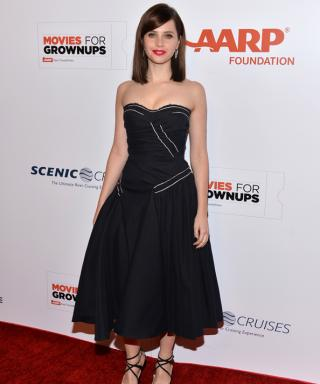 What Will Felicity Jones Wear to the Oscars?