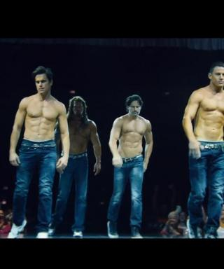 Watch the Ab-tastic Magic Mike XXL Trailer Now