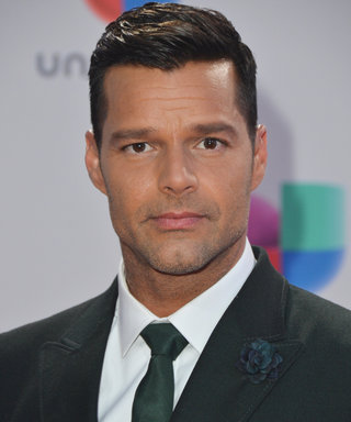 See Ricky Martin Flaunt His Caliente Body in Nothing but a Speedo
