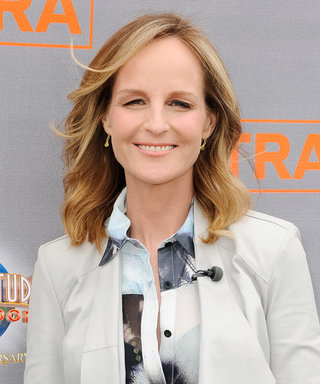 Helen Hunt's Daughter Gets a Henna Tattoo of Her Famous Mom's Face