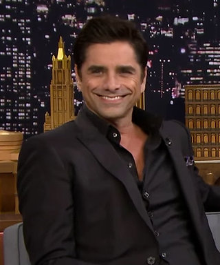 Watch John Stamos and Jimmy Fallon Reenact the Most Awkward First Meeting Ever