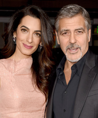 See the Adorable Photo of George and Amal Clooney's Newest Family Member, Millie
