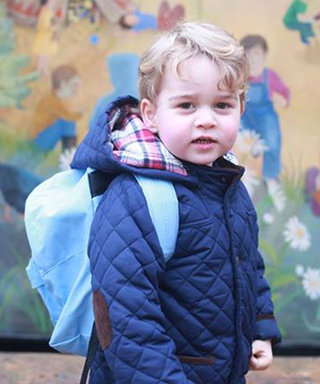 The Reason Why Prince George Isn't in India Is Hilarious