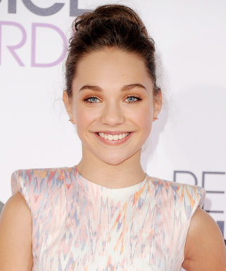 Dance Moms Star Maddie Ziegler Offers Solid Advice for Girls Hoping to Achieve Their Dreams