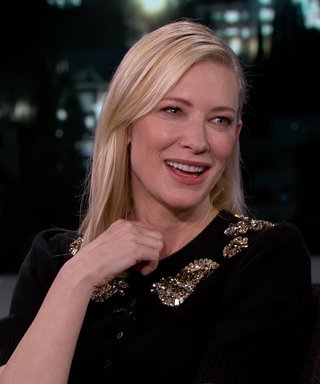 Cate Blanchett Compares the Golden Globes to a Sweaty Mosh Pit