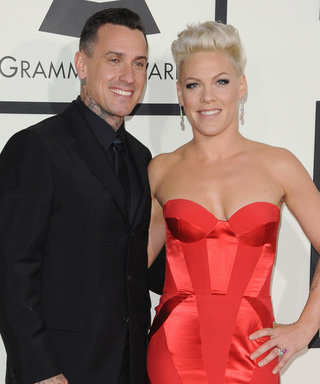 Pink's Husband Carey HartShares a Sweet Anniversary Message to His Wife