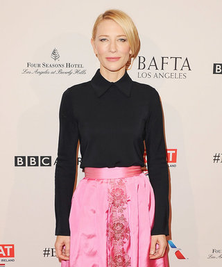 Inside the 2016 BAFTA Tea Party: Cate Blanchett, Saoirse Ronan and More!
