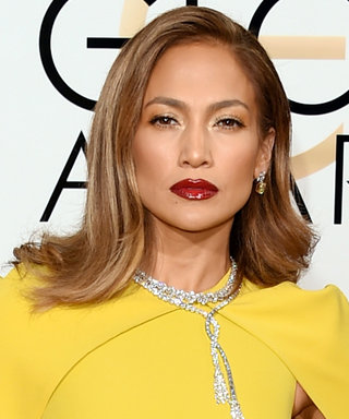 See Jennifer Lopez's Extraordinary Golden Globes Gown from Every Single Angle