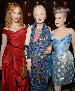 Vivienne Westwood Takes Over the Art of Elysium Heaven Gala in Spectacular Fashion