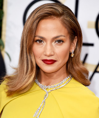 Here's How to Get Jennifer Lopez's Flawless Makeup from the 2016 Golden Globes