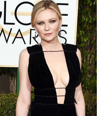 What Do Kirsten Dunst, Lady Gaga, and The Rock Have In Common? This Golden Globes Fashion Trend