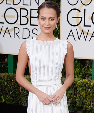 From Sexy to Angelic, See All the Stars in White Dresses from the Golden Globes