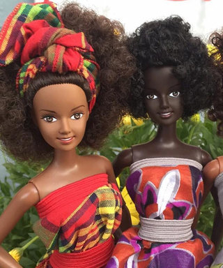 The Adorable Natural-Haired Dolls We've All Been Waiting For