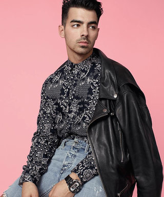 Joe Jonas Fronts Diesel's Edgy New Spring Campaign