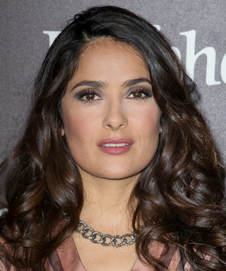 Salma Hayek Kicks Off 2016 by Cutting Her Hair into a Gorgeous New Lob