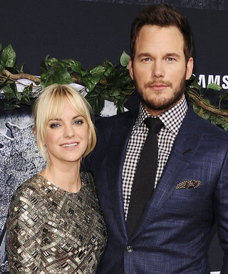 Hear Anna Faris Interview Husband Chris Pratt's On-Screen Lover Jennifer Lawrence