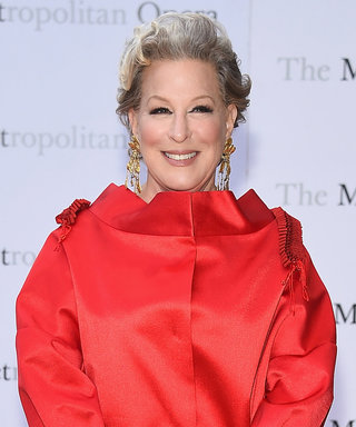 Bette Midler Is the Latest Star of Marc Jacobs's Spring 2016 Campaign