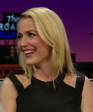 Watch Gillian Anderson MakeAny Phrase Sound Spooky Using the X-Files Theme