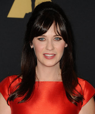 15 Times Birthday Girl Zooey Deschanel's Bangs Made Us Want to Break Out the Scissors