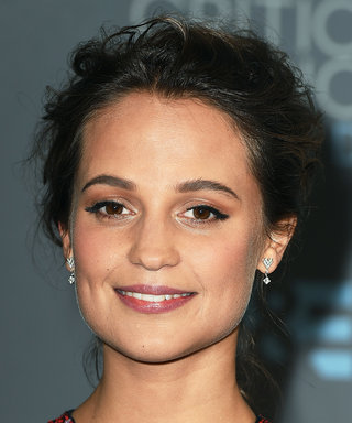 Exclusive: How to Recreate Alicia Vikander's Natural Red Carpet Makeup