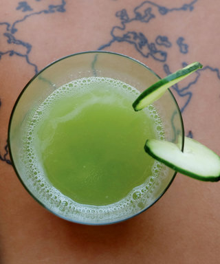 Already Over Your New Year's Resolution? This 50 Shades of Green Juice Will Get You Back on Track