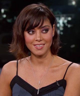Aubrey Plaza Went to a Bachelor Party with a Torn ACL and It Was Epic