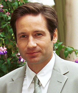 InStyle Flashback: Talking to David Duchovny About Mulder's Style, Women's Clothes, and a Well-Placed Teacup