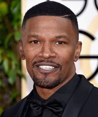 Jamie Foxx Helps Rescue a Man from a Burning Vehicle