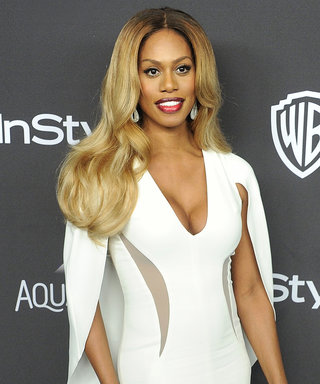 Laverne Cox Explains How Her Style Has Evolved—And What Makes a Red Carpet Dress Perfect