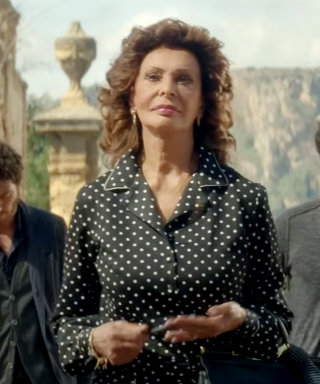 A Glamorous Sophia Loren Remodels a Villa in Dolce & Gabbana's New Beauty Campaign