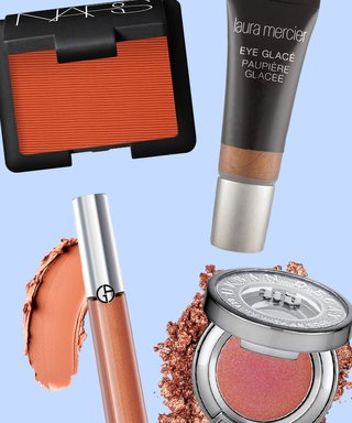 The Best Eye Shadows to Play Up Your Blue Eyes