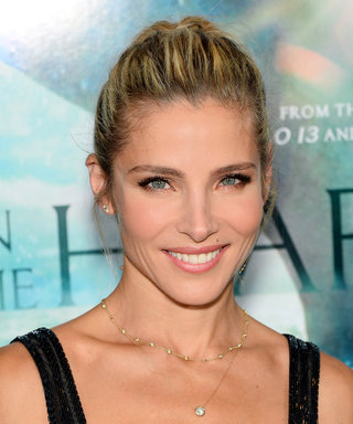 Elsa Pataky Takes Multitasking to the Next Level in This Stroller Workout Video