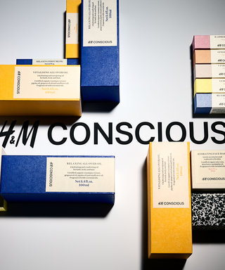 H&M Introduces Eco-Friendly Beauty Products
