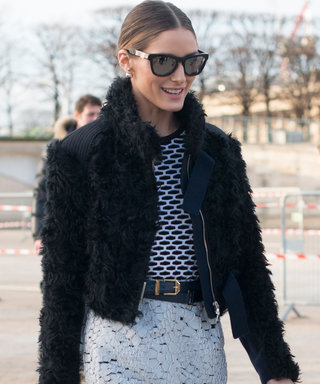 5 Ways to Wear a Belt Like Olivia Palermo