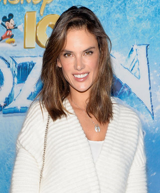 Alessandra Ambrosio Takes an Adorable Selfie with Her Look-Alike Daughter