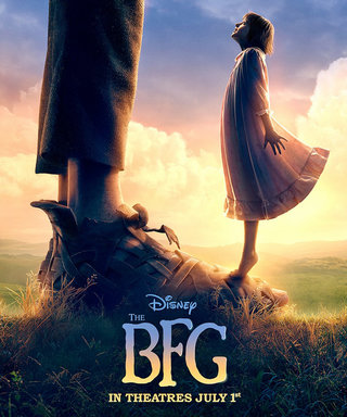 See the First Poster for Disney's Steven Spielberg-Directed The BFG