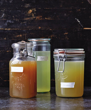 This Chicken Bone Broth Recipe Takes 20 Hours to Make—But Is Well Worth the Wait