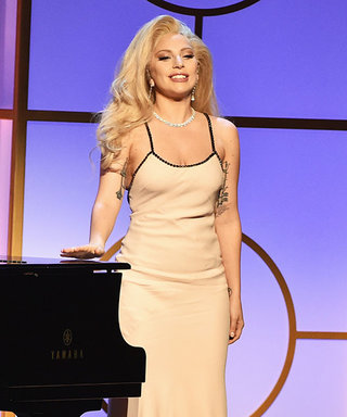 Lady Gaga Rocks the Piano With a Moving Performance at the 2016 Producers Guild Awards