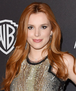 We're So Here for Bella Thorne's Colorful New Hairstyle