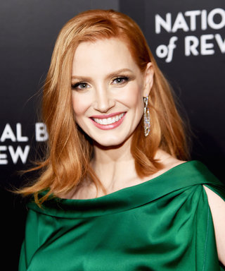 Jessica Chastain Uses Social Media to Track Down Grandmother's Missing Dog
