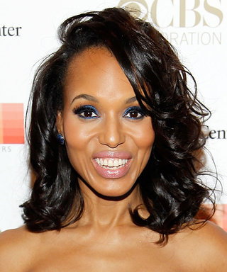 Kerry Washington Just Cut Her Hair Into the Edgiest Bob Ever