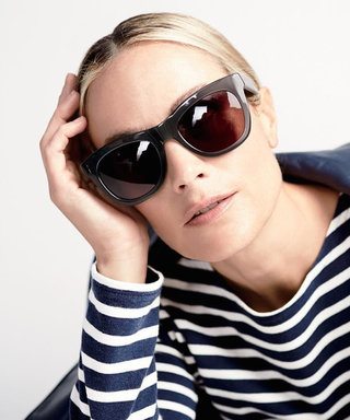 See Carolyn Murphy Rock J.Crew's First-Ever Line of Sunglasses