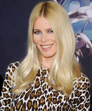 Claudia Schiffer to Deliver a Cozy New Cashmere Collection by TSE