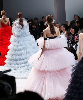 The 10 Prettiest Photos from Couture Fashion Week