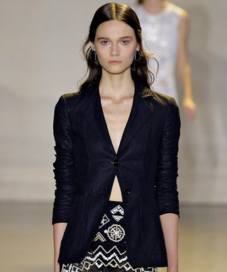 How to Wear Spring 2016's Eclectic Embellishment Trend to the Office