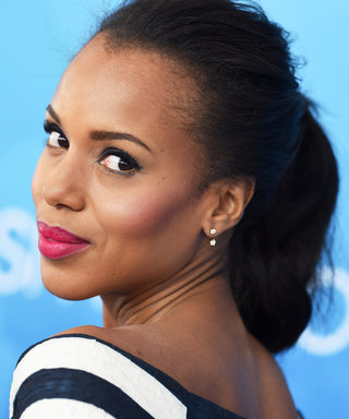 Kerry Washington's OPI Line Will Include Nude Nail Polishes for Literally Every Skin Tone