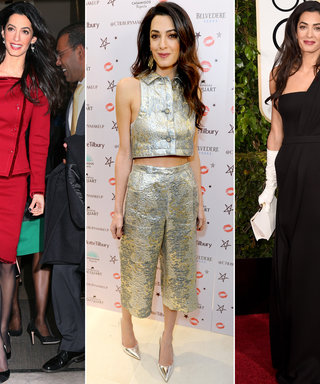 Happy Birthday to Style Star Amal Clooney!
