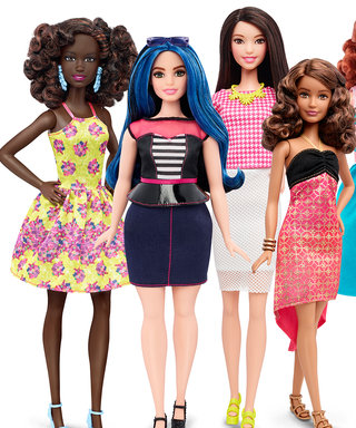 Mattel Releases Barbie in Tall, Petite, and Curvy Sizes